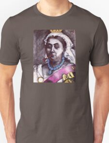 Queen Victoria, smoking cigar Unisex T-Shirt