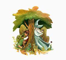 Bilbo Baggins and Gandalf Unisex T-Shirt