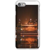 The Golden Temple iPhone Case/Skin