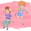 KenHina by BrittanyPurcell