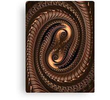 Chocolate Delight Canvas Print