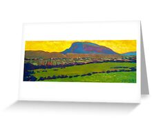 Muckish from Falcarragh Greeting Card