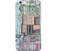 San Francisco Houses #14 iPhone Case/Skin