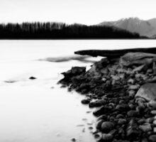 Fraser River West Sticker
