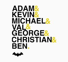 Batman actors shirt & more Unisex T-Shirt