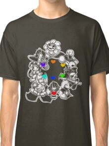 Undertale v2 Classic T-Shirt