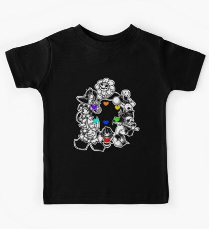 Undertale v2 Kids Tee
