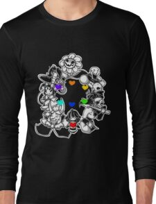 Undertale v2 Long Sleeve T-Shirt