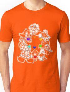 Undertale v2 Unisex T-Shirt