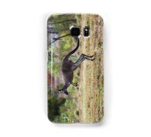 Kangaroo on Mt. Lofty, Adelaide  Samsung Galaxy Case/Skin