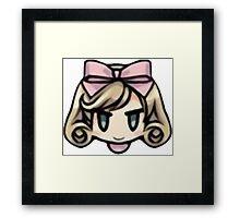 Haruka - Single Framed Print