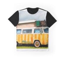 VW Stripes! Graphic T-Shirt