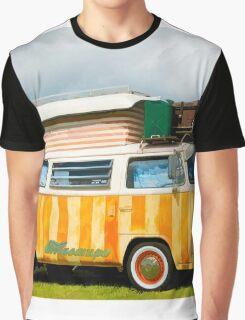 VW Stripes! Graphic T-Shirt