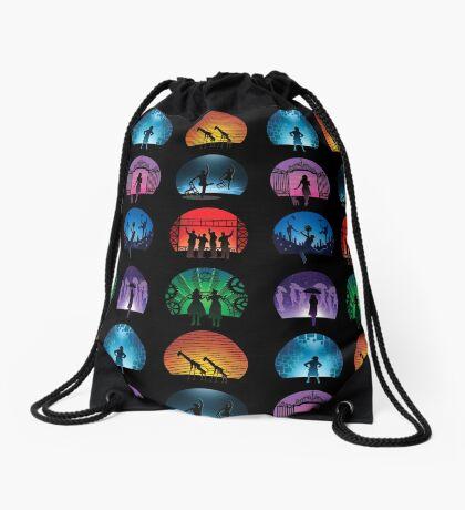 Broadway Collection Drawstring Bag