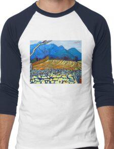 MacGillycuddy's Reeks, Kerry Men's Baseball ¾ T-Shirt