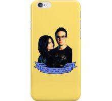 Isabelle & Simon iPhone Case/Skin