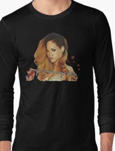 rihanna 09 Long Sleeve T-Shirt