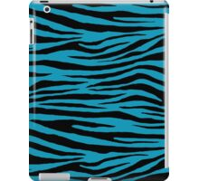 0051 Blue Green Tiger iPad Case/Skin