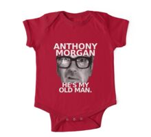Anthony Morgan - He's My Old Man One Piece - Short Sleeve
