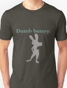 Zootopia / Zootropolis - Judy Hopps Dumb Bunny T-Shirt