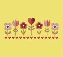 Love Garden - Vintage Kids Tee