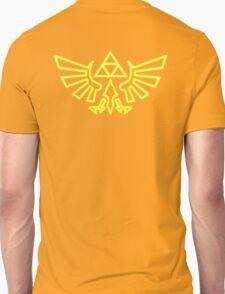 Zelda - Hylian Crest V1 Back T-Shirt