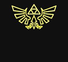 Zelda - Hylian Crest V1 Back Unisex T-Shirt