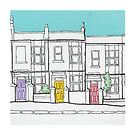 Clifton Street by Adam Regester