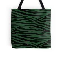 0098 Cal Poly Pomona Green Tiger  Tote Bag