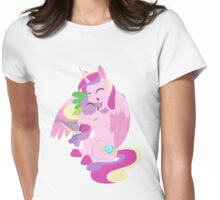The Crystal Empire's Hero Womens Fitted T-Shirt
