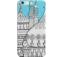 Blue Domes iPhone Case/Skin