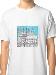 Blue Domes Classic T-Shirt