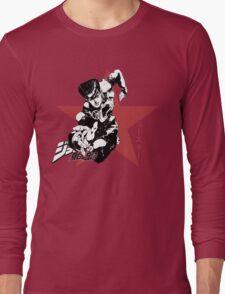 Josuke Higashikata - Jojo's Bizarre Adventure Long Sleeve T-Shirt