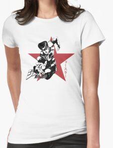 Josuke Higashikata - Jojo's Bizarre Adventure Womens Fitted T-Shirt