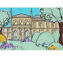 Brighton Museum & Art Gallery ( Card ) Photographic Print