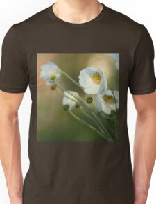 In the footsteps of angels - Windflower Unisex T-Shirt
