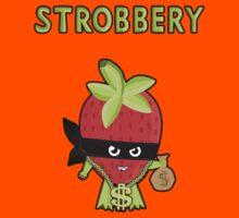 Strobbery Kids Tee