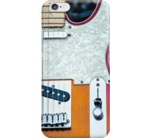 Fender Telecaster  iPhone Case/Skin