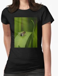 Native Bee Womens Fitted T-Shirt