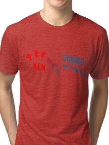 Ken Combo Shirt Tri-blend T-Shirt