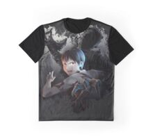 Ajin Shoudou Graphic T-Shirt