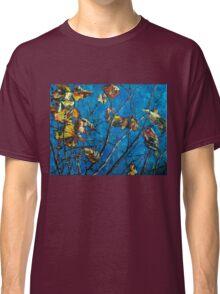 Golden Leaves III Classic T-Shirt