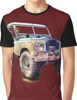 Land Rover Series 2 Graphic T-Shirt
