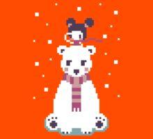 Polar Bear Kids Tee