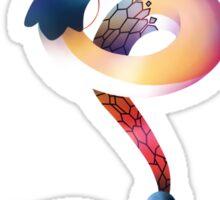 Milotic and Dragonair fusion Sticker