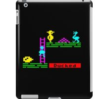 Cornered in Chuckie iPad Case/Skin