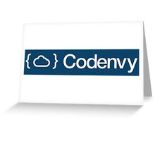 Codenvy Greeting Card