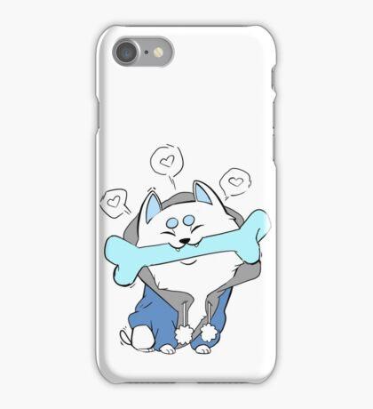 good luck, kiddo iPhone Case/Skin