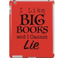 Big Books  iPad Case/Skin