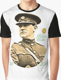 Michael Collins 1916-2016 Graphic T-Shirt